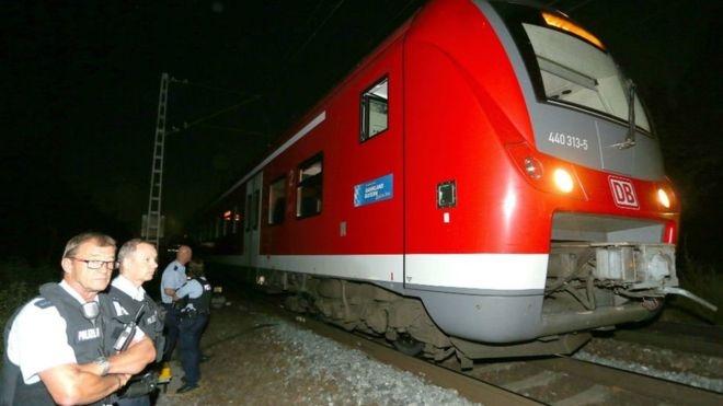 Người dân Đức lo ngại cuộc tấn công này liên quan tới các phần tử Hồi giáo cực đoan. (Ảnh: EPA)