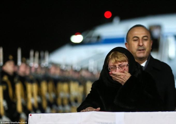 Tổng thống Putin dành lời khen ngợi đại sứ Karlov