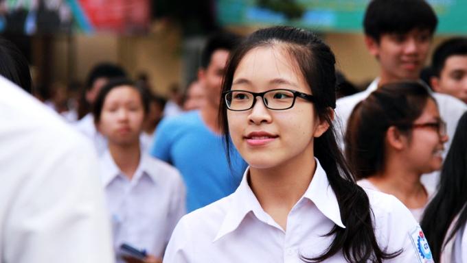 Trong kỳ thi THPT quốc gia 2017, chỉ có bài thi Ngữ văn thi theo hình thức tự luận, còn lại đều thi theo hình thức trắc nghiệm. (Ảnh: Vietnamnet)