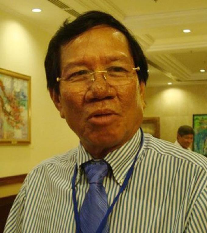 Ông Lê Quang Thung - nguyên Chủ tịch HĐTV Tập đoàn Công nghiệp Cao su Việt Nam bị cơ quan CSĐT Bộ Công an khởi tố bị can về tội