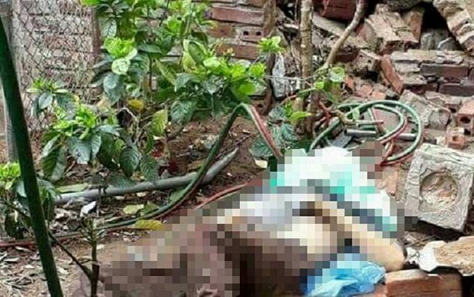 Nạn nhân thiệt mạng sau vụ nổ.