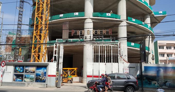 Dự án Panorama Nha Trang đang xảy ra tranh chấp gay gắt