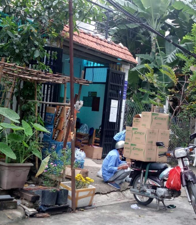 Địa chỉ Công ty TNHH Mỹ phẩm Hoa Việt hiện tại.