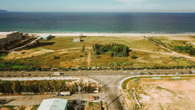 Dự án Khu du lịch ven biển Hòn Ngọc Á Châu đứng trước nguy cơ bị thu hồi.