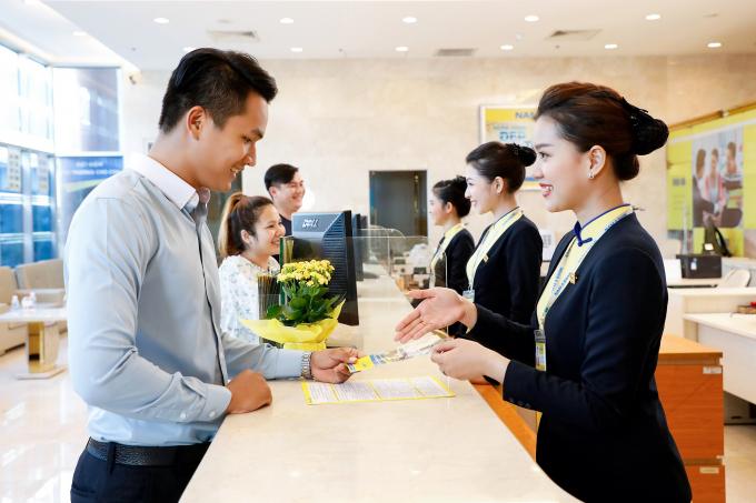 chỉ mới kết thúc 3 quý đầu năm, Nam A Bank đã đạt mức lợi nhuận trước thuế 460 tỷ đồng.