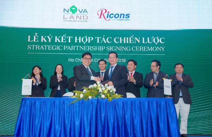 Ricons sẽ là Nhà thầu xây dựng cho dự án NovaHills Mũi Né Resort & Villas (Phan Thiết, Bình Thuận) – dự án biệt thự đồi hướng biển ấn tượng.