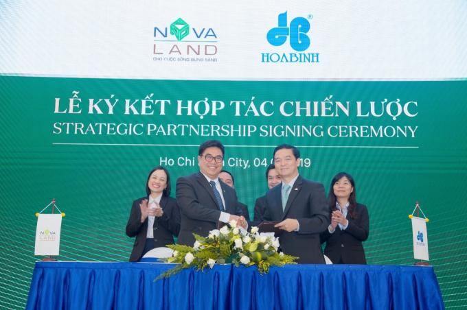 Tập đoàn Hòa Bình sẽ trở thành Nhà thầu xây dựng cho dự án NovaBeach Cam Ranh Resort & Villas (Cam Ranh, Khánh Hòa).