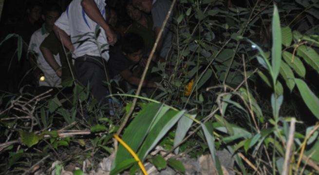 Sau khi gây ra vụ án mạng nghi can đã bỏ trốn vào rừng sâu (ảnh minh họa - Internet)