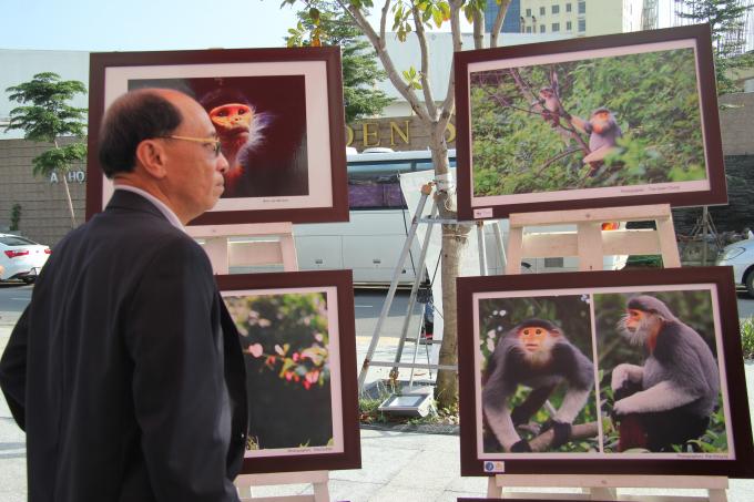 Triển lãm đã giới thiệu đến người dân và du khách 120 tác phẩm về