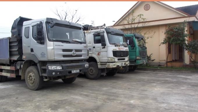 Chùm ảnh: Kinh hoàng rác thải tràn ngập Khu kinh tế Vũng Áng