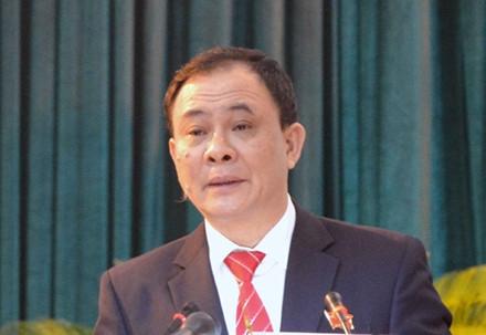 Ông Phạm Duy Cường - Bí Thư tỉnh Ủy tỉnh Yên Bái đã tử vong sau khi bị đối tượng Đỗ Cường Minh dùng súng bắn.