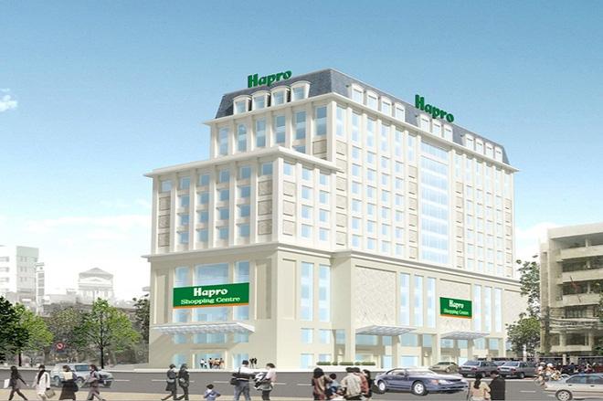 Tổ hợp thương mại văn phòng 15 tầng số 11B Cát Linh