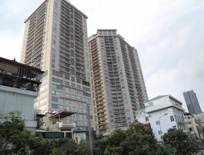Dự án Sky City Tower 88 Láng Hạ