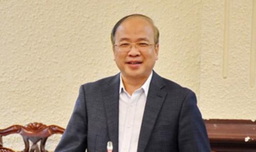 Thứ trưởng Phan Chí Hiếu