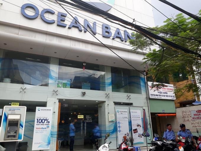 Ngân hàng Đại dương(OceanBank).