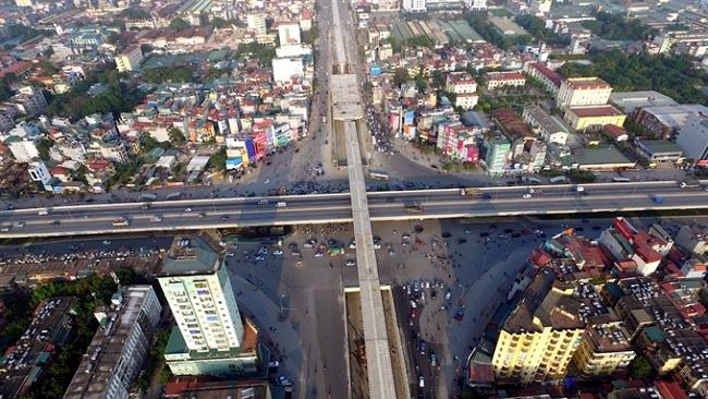 Đồ án Thiết kế đô thịHai bên đường Vành đai 3, tỷ lệ 1/500 đoạn đường Khuất Duy Tiến - Nguyễn Xiển.