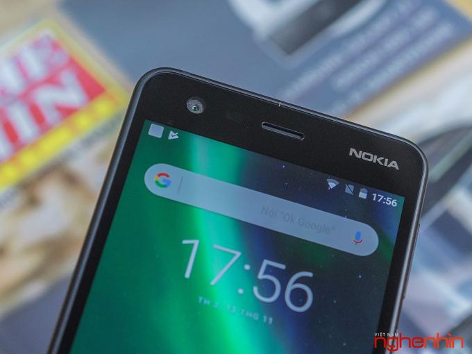 Đập hộp điện thoại Nokia 2 giá hơn 2,3 triệu đồng có gì nổi trội
