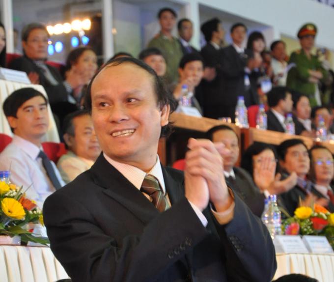 Ông Trần Văn Minh - Nguyên Chủ tịch UBND TP Đà Nẵng (ảnh Wikipedia)