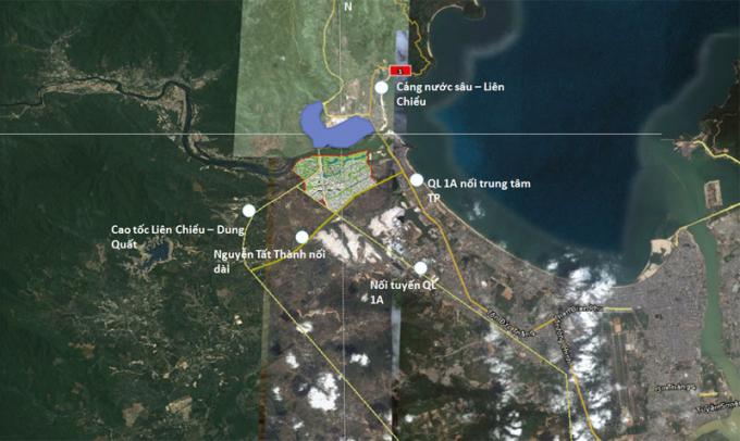 Xây dựng cảng Liên Chiểu là vấn đề cấp bách, cần thiết
