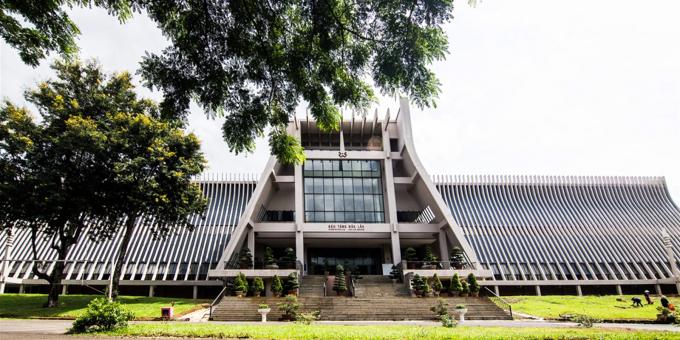Bảo tàng tỉnh Đắk Lắk. Ảnh internet.