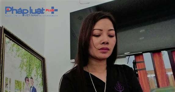 Bà Trương Thị Nhung - Chủ nhà nghỉ 68 (Ảnh: Tiến Vũ)