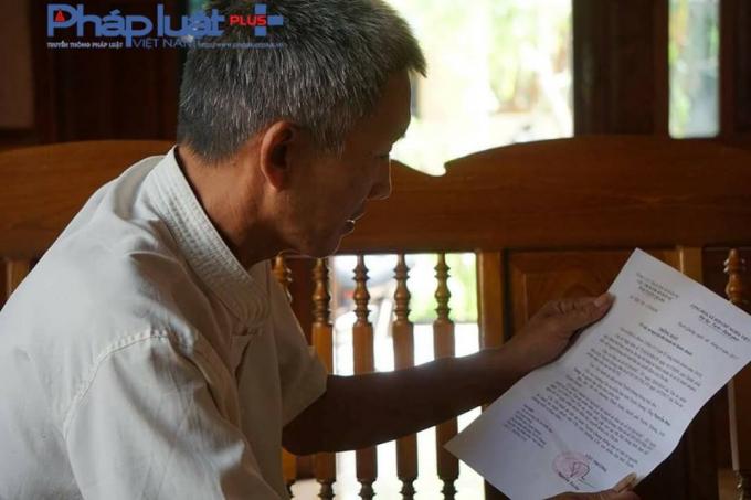 Ông Đào Văn Phấn quyết không nhận lại tài sản nếu không đền bù thỏa đáng.