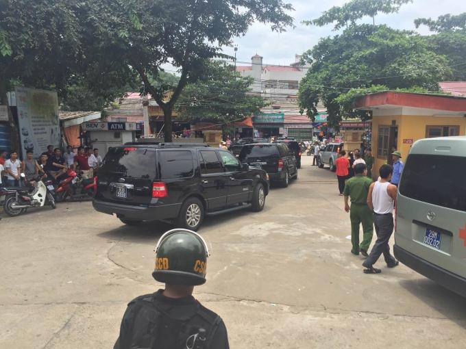 Kết thúc họp báo vụ bắn Bí thư, Chủ tịch HĐND tỉnh Yên Bái:
