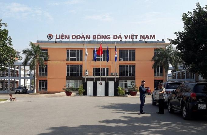 Liên đoàn Bóng đá Việt Nam khẳng định, hoàn toàn không có chuyện người của VFF tuồn vé ra bán tại