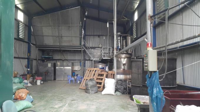Cần bán nhà xưởng và dây chuyền chiết dược liệu chân không tại Hà Nội
