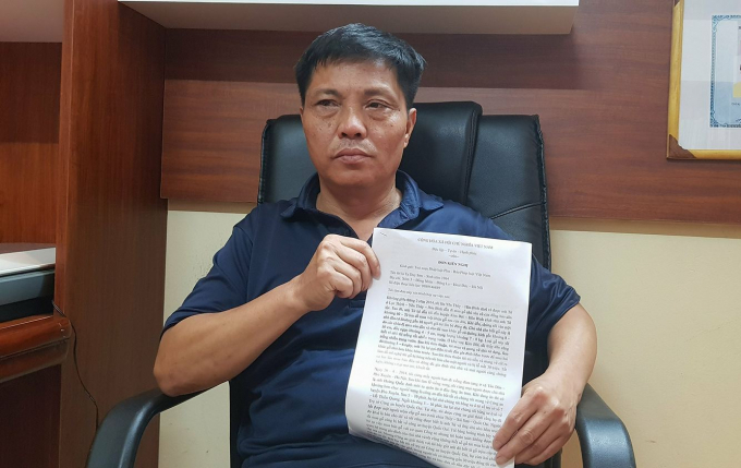 Anh Tạ Duy Sơn cho rằng việc cơ quan chức năng truy tố anh là chưa đủ căn cứ.