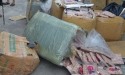 Bắt giữ xe tải chở 600 kg sụn gà không có nguồn gốc sản xuất