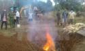Hưng Yên bắt quả tang một lò mổ có hơn 4 tạ thịt lợn chết