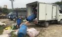 CAQ Hà Đông, Hà Nội: Thu giữ gần 600kg nội tạng động vật không rõ nguồn gốc