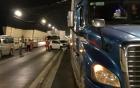 Xảy ra tai nạn liên hoàn trong hầm đường bộ Hải Vân