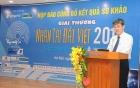 VNPT dành 1,1 tỷ đồng trao thưởng Giải thưởng Nhân tài Đất Việt 2018