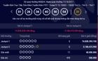 Kết quả xổ số Vietlott 17/10: 74 tỷ chưa tìm được người chơi may mắn