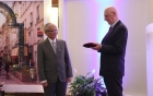 Pháp vinh danh giáo sư sử học Phan Huy Lê