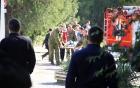 Xả súng, đánh bom tại Crimea: Nạn nhân bị thổi bay khỏi cửa sổ