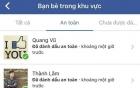Facebook báo tính năng an toàn cho người dùng khi bão Thần sét đổ bộ