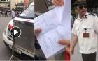 Nghe lệnh cấp trên, bảo vệ Bệnh viện Bạch Mai không cho xe cứu thương vào đón bệnh nhân?