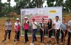 Hà Giang: Khởi công xây dựng điểm trường mầm non từ thiện thôn Thia