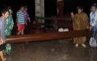 Nghệ An: Di dời dân, lắp máy bơm công suất lớn trước giờ bão Sơn Tinh đổ bộ