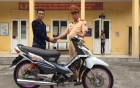 Hà Nội: Xe máy sau một năm 'phiêu bạt' đã trở về với chủ