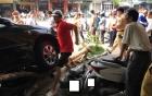 Thanh Hóa: Đạp nhầm chân ga, xe ô tô gây tai nạn nghiêm trọng
