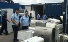Hơn 3.100 container phế liệu nhập khẩu tồn đọng gây nguy hại ở TP.HCM
