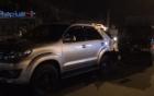 Bình Dương: Tai nạn liên hoàn, 1 người bị thương