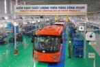 Quảng Nam: Khánh thành nhà máy Bus Thaco vốn đầu tư 7.000 tỷ đồng