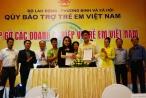 Ủng hộ gần 8 tỷ đồng cho hoạt động vì trẻ em Việt Nam