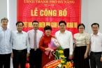Đà Nẵng bổ nhiệm Phó Giám đốc Sở Ngoại vụ
