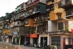 Khó khăn tạm cư để cải tạo chung cư cũ, chuyện 'khó' ở Hà Nội